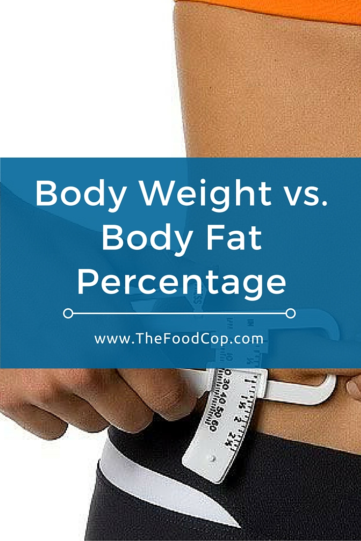 Do you know the difference between body weight and body fat percentage? Click to find out.