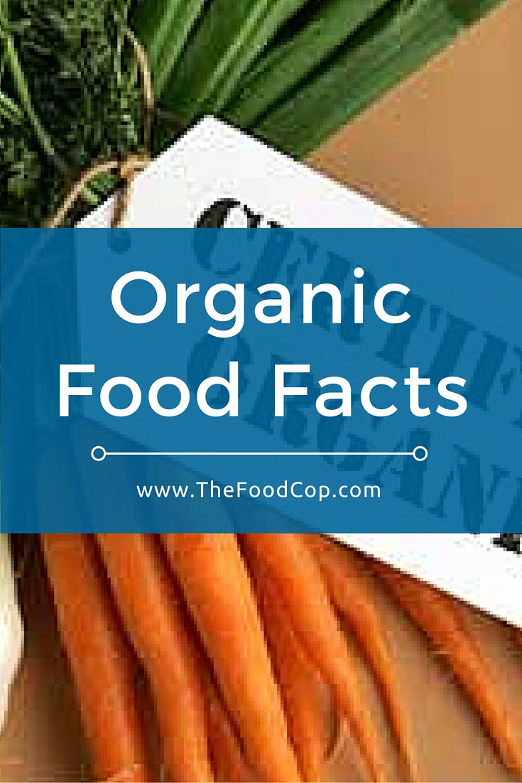 Confused about organic labels on food packaging, and wondering what they really mean? Click through to learn more.