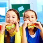 school lunch nutrition