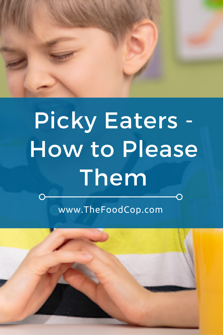 picky eaters | kids nutrition | children's nutrition | The Food Cop