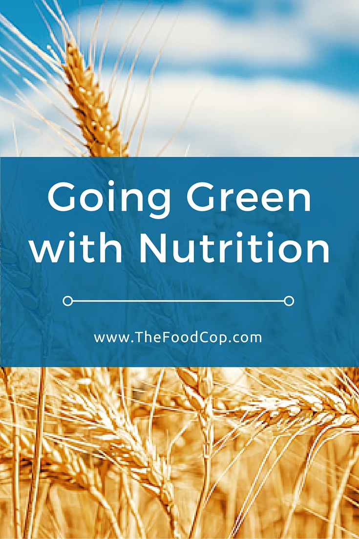 Are you aware that your daily food choices have an impact on the environment? Pesticide use on farms, food packaging, and gasoline used for transporting food all contribute to the health of our planet. Click through to learn more.