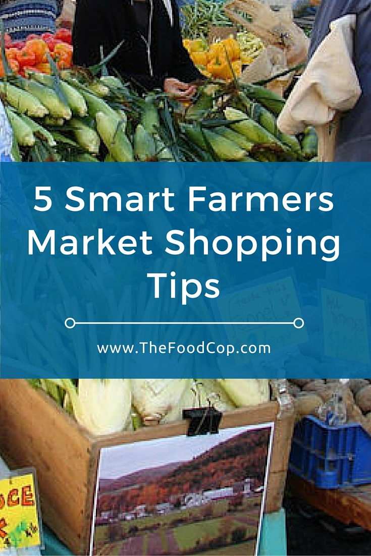 Farmers markets are a great place to shop because you know where the food came from, the produce is fresh, & the prices are usually much lower than what you will find at most grocery stores! Here are some tips to help make you a smart farmers market shopper. Click to read through.