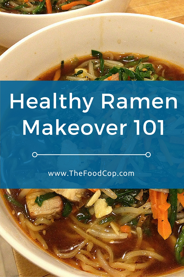 Here are some simple tips for making your Ramen heathier while staying on a budget! Click to read.