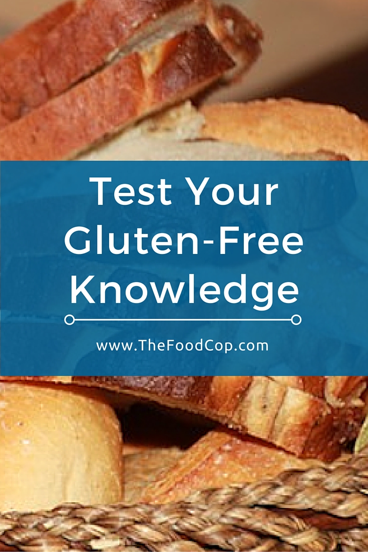 How much do you really know about gluten? Test your knowledge with this quiz.
