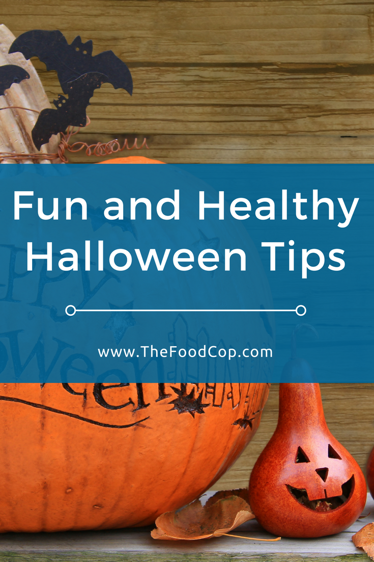 healthy Halloween | Halloween tips | Halloween nutrition | pumpkin seeds | pumpkin nutrition | The Food Cop