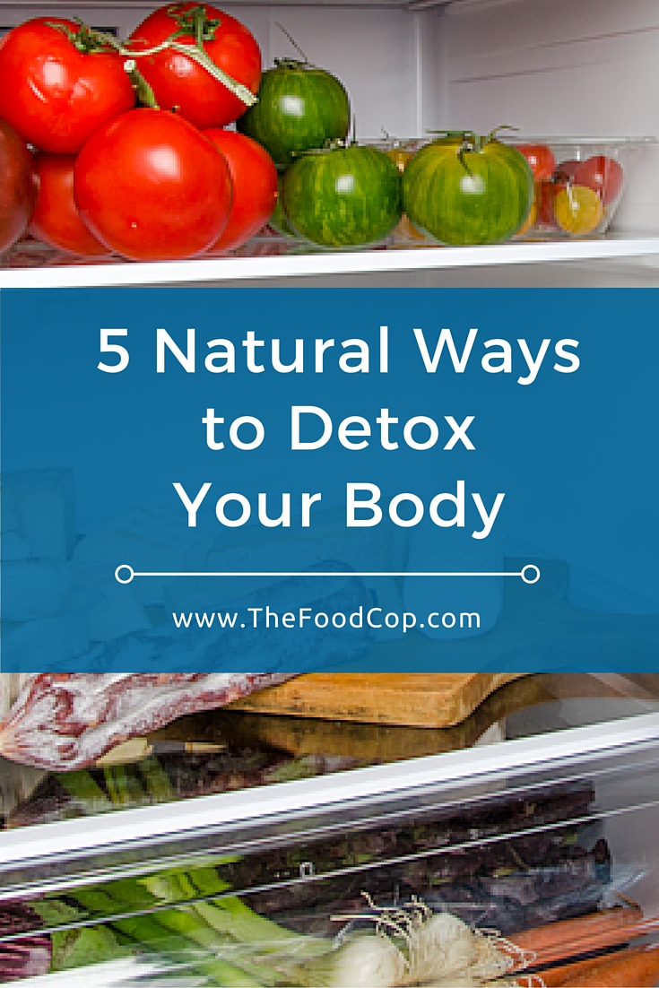 So what can you do to start naturally detoxing your body, without the use of expensive cleanses & detox products? Learn five simple methods to help get you started. Click to read through.