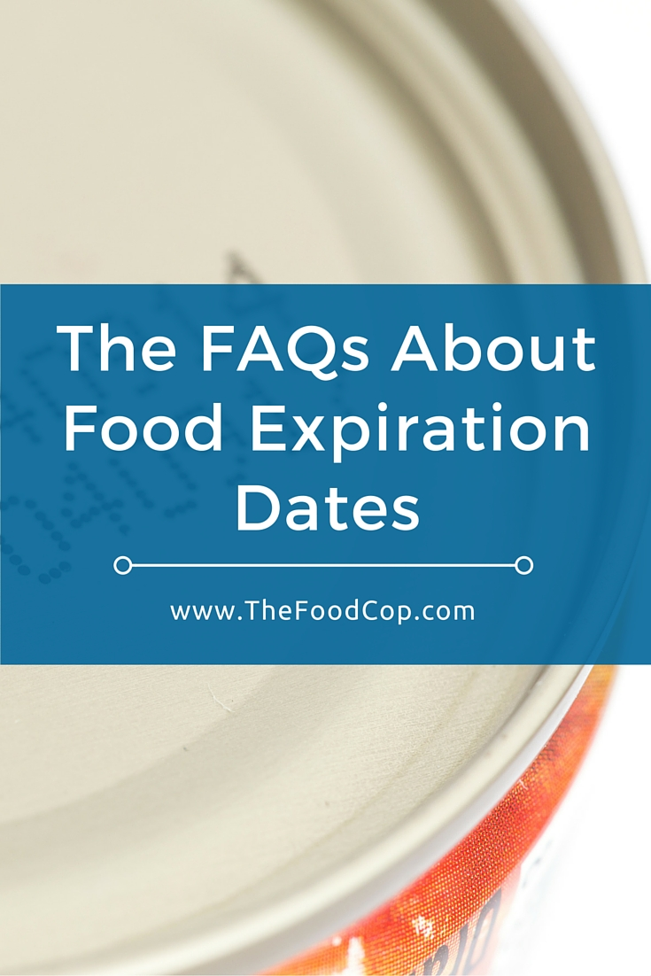 Get the FAQs about food expiration dates. Click to read more.