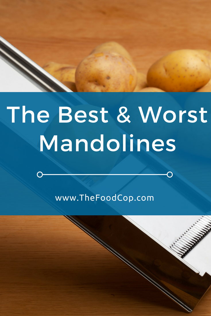 mandolines | The Food Cop