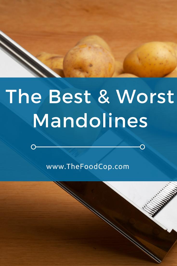 mandolines | The Food Cop