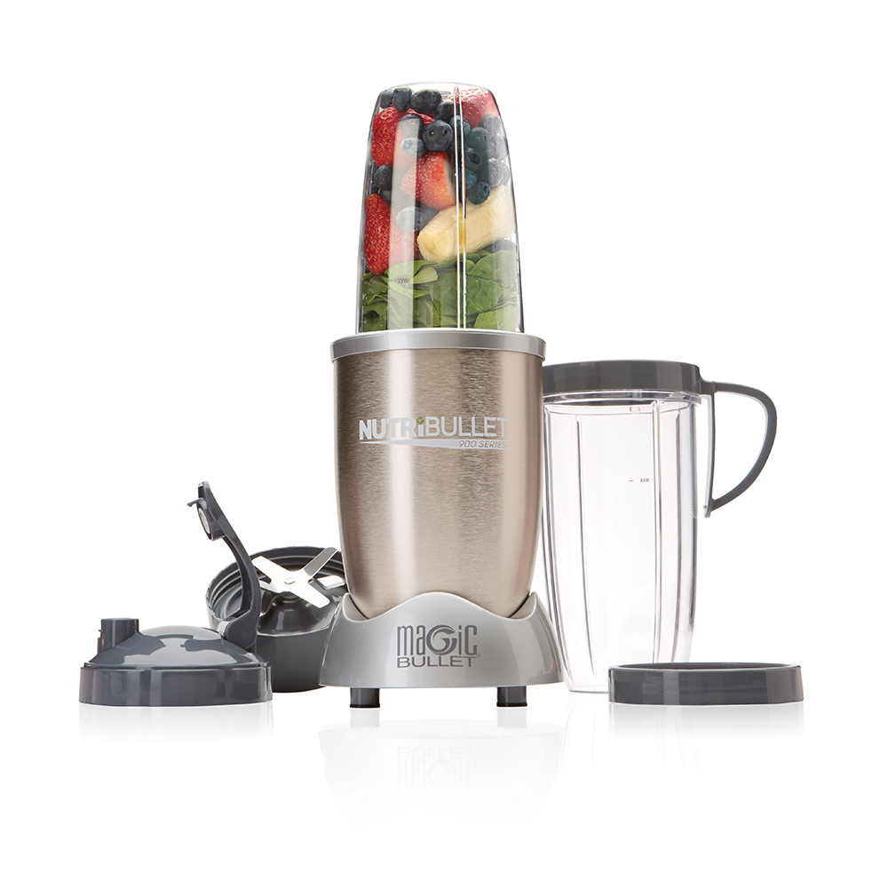 NutriBullet The Food Cop