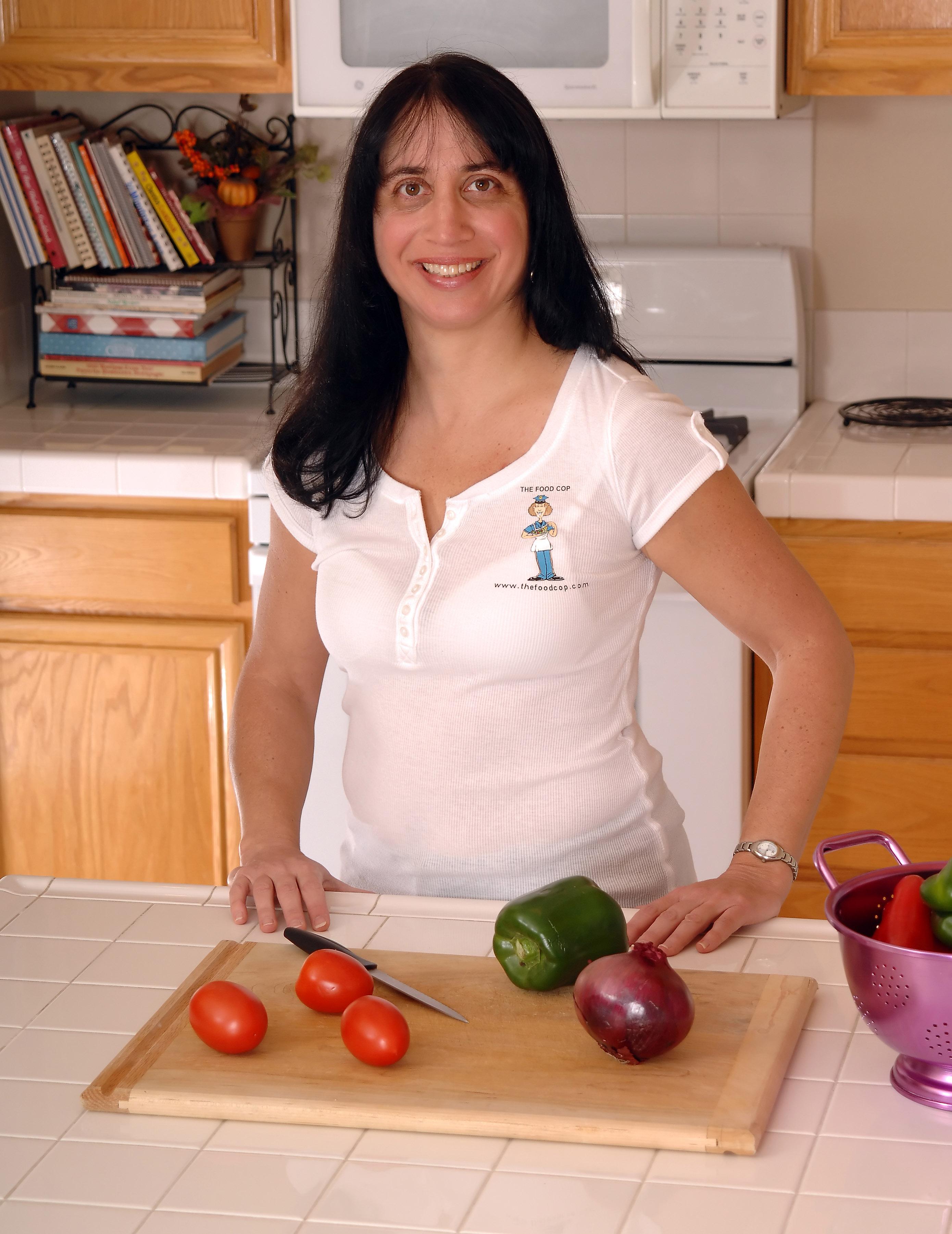 Corinne Kantor The Food Cop
