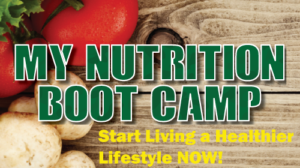 The Food Cop Nutrition Boot Camp