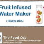 Healthy Kitchen Gadgets: Fruit Infused Water Maker