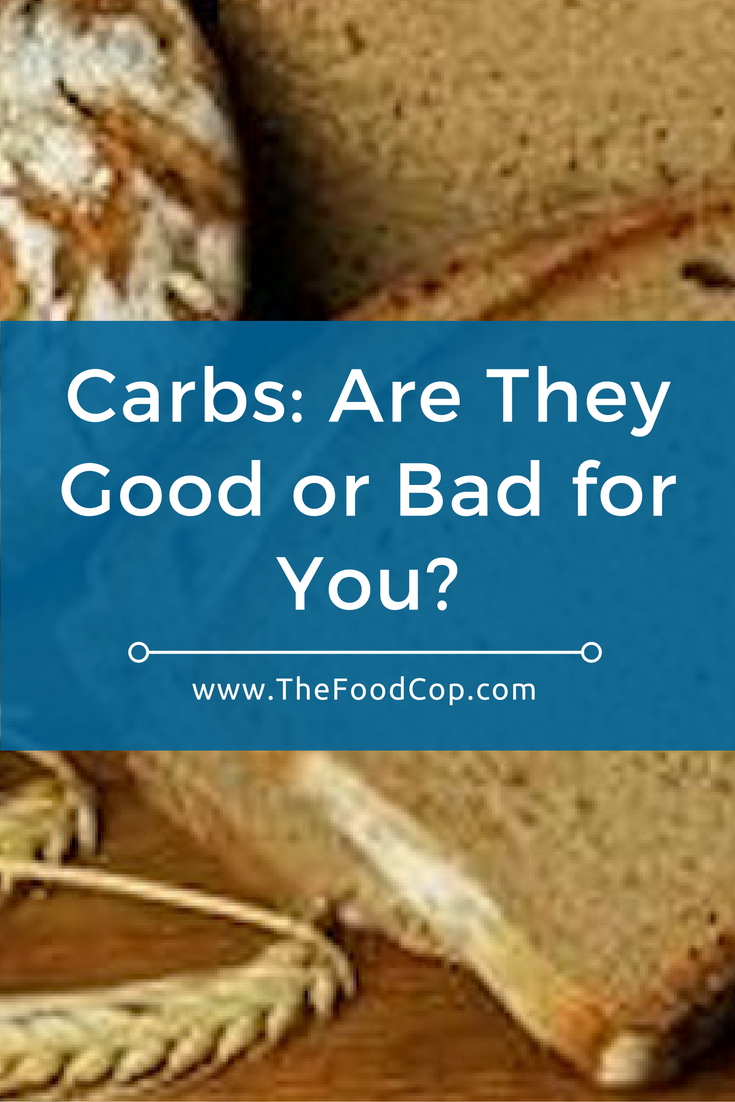 Are carbs good or bad for you? This has been a common, and somewhat controversial, topic over the years. Click to read through.
