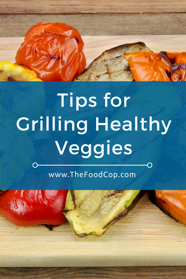 Helpful tips on how to grill vegetables, including how to best prepare them for the grill. Click to read.