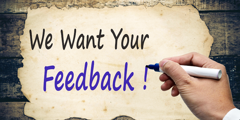 feedback clean healthy food