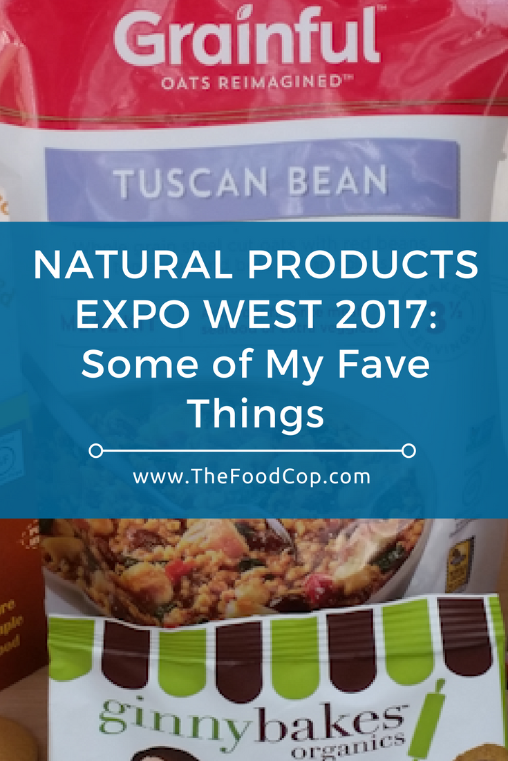 Natural Products Expo | Expo West | clean healthy eating | grow your own | The Food Cop
