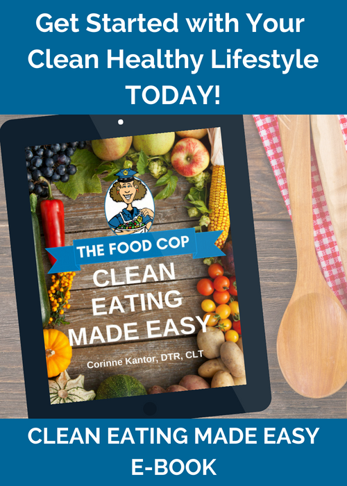 The food Cop Clean Eating Made Easy