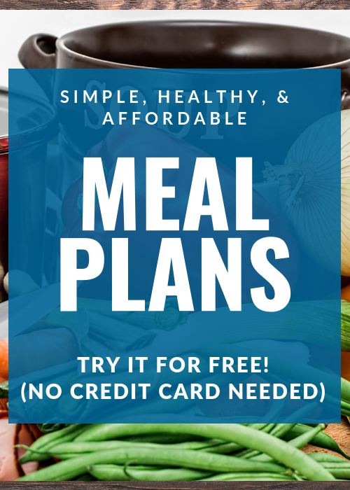 The Food Cop healthy meal plans