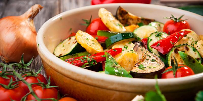 favorite healthy ways to prepare veggies